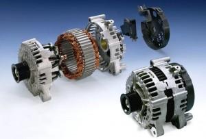 Kaip veikia automobilio generatorius