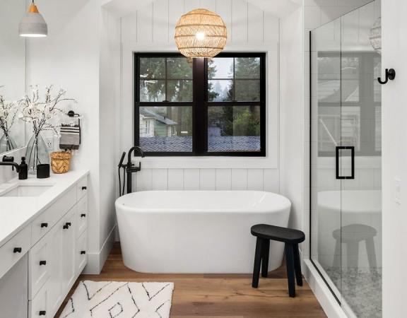 Apie ką verta pagalvoti norint įsirengti vonios kambarį