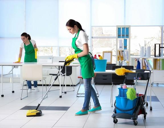 Kaip pasirinkti patalpų valymo įmonę